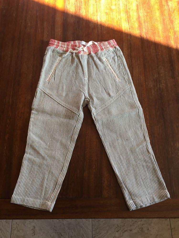 pantalon enfant garçon rayé   Mango kids   4 Saleilles (66)