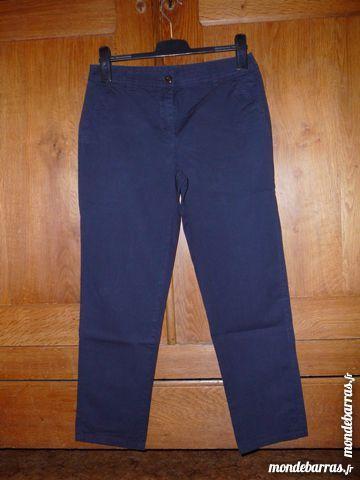 Pantalon Femme, Canda, taille 40, bleu marine, TBE 2 Lens (62)