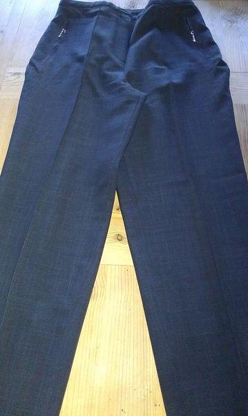 pantalon femme gris 5 Auxonne (21)