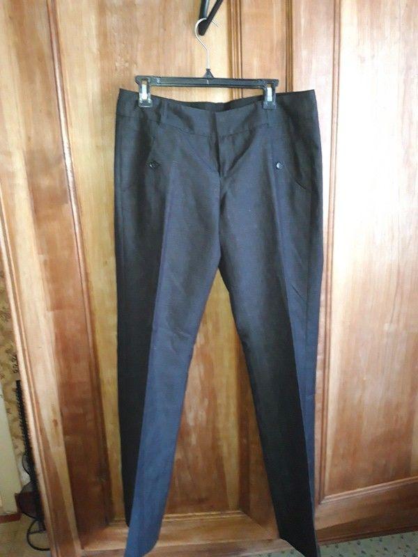 Pantalon femme noire 10 Le Clion Sur Mer (44)