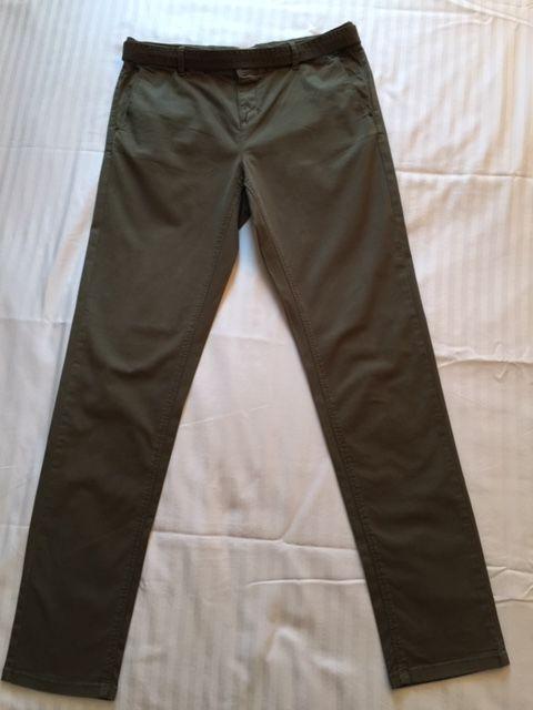 Pantalon Femme PROMOD T. 38 Vert Kaki 8 Saulx-les-Chartreux (91)