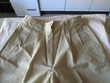 PANTALON FEMME VERT CLAIR ( vert d'eau)Taille 40 Vêtements