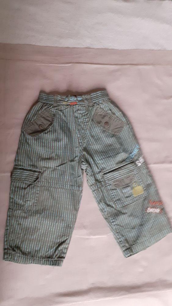 Pantalon garçon 18 mois 2 Grisolles (82)