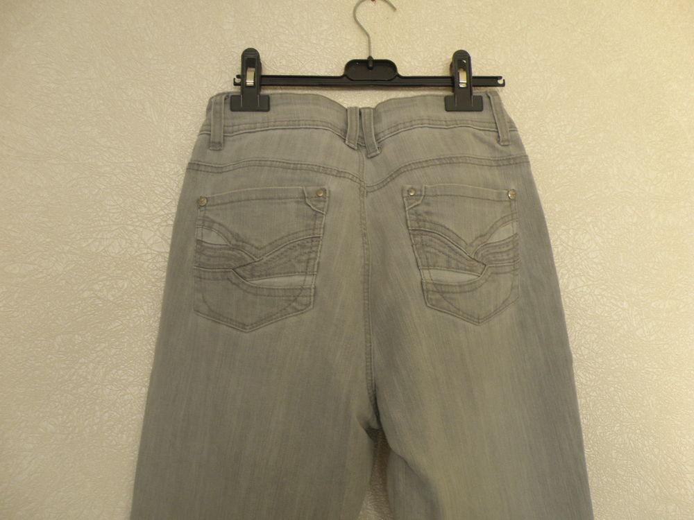 pantalon gris  AFFINITE T38  10 Limoges (87)
