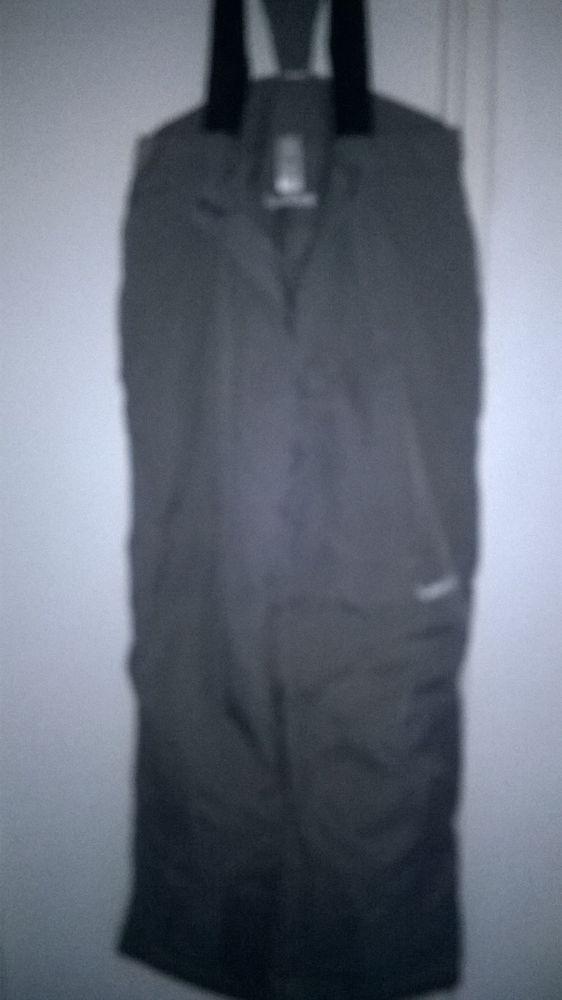 Pantalon de ski gris clair 10 Pau (64)