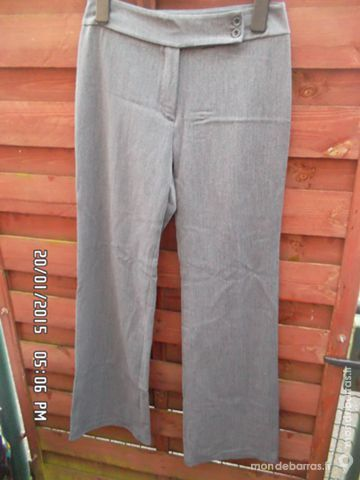 pantalon gris t.36/38 kiki60230 3 Chambly (60)