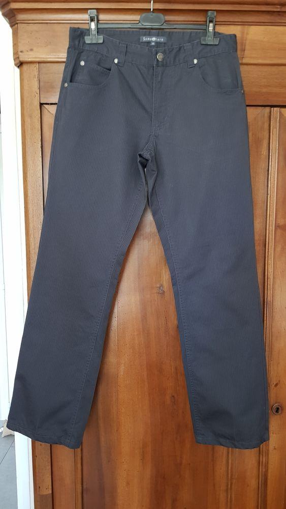 Pantalon gris Somewhere taille 40 10 Triel-sur-Seine (78)