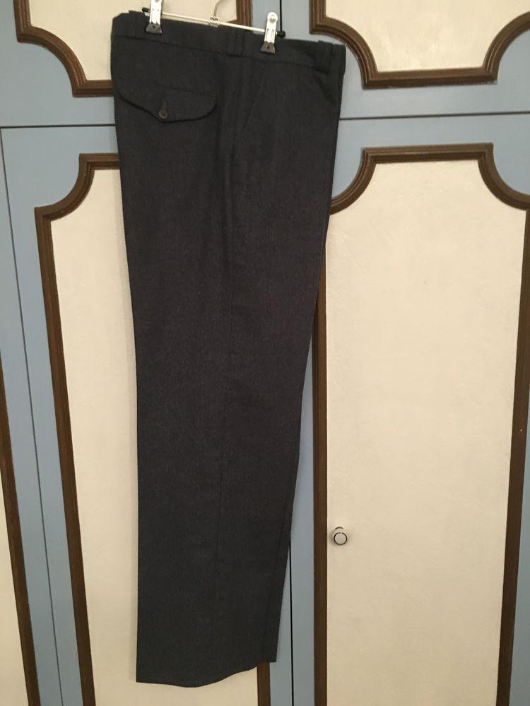 pantalon homme bleu gris 42 10 Cachan (94)