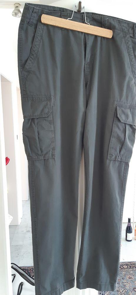 Pantalon homme gris 6 Rhinau (67)