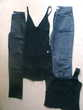 pantalon imit.cuir, jean, robe, haut - 36 - zoe  Martigues (13)