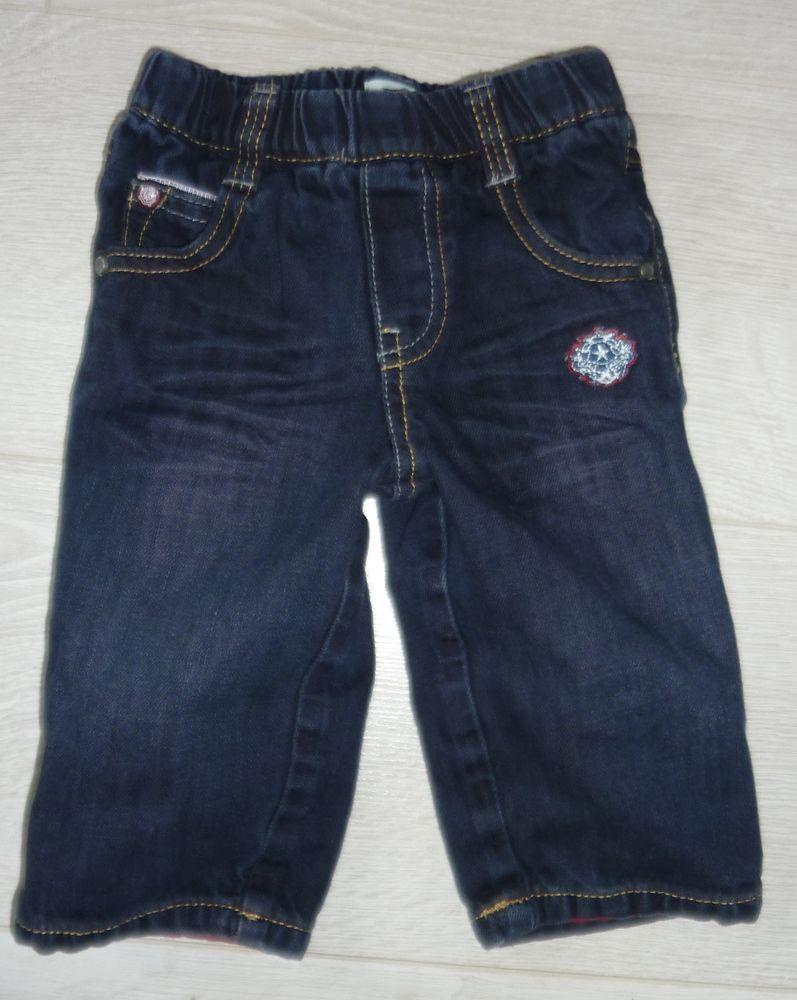 pantalon jean bebe ikks 6 mois 5 Bonnelles (78)