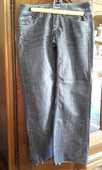 Pantalon jean gris bleuté 3 La Forêt-Sainte-Croix (91)