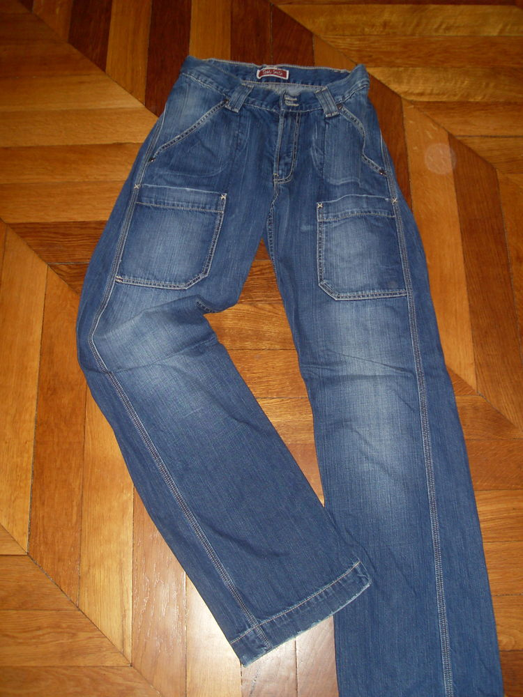 Pantalon Jean Homme Taille 38 / M Marque Teddy Smith 16 Vertaizon (63)
