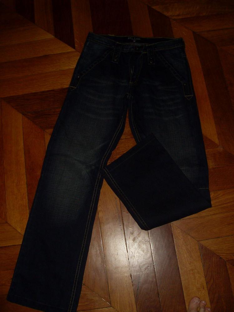 Pantalon Jean taille 38/M bleu foncé 10 Vertaizon (63)