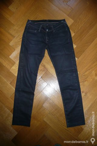 pantalon jean Vêtements