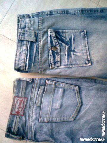 PANTALON jeans et pantacourt XXL . 46 - zoe Vêtements