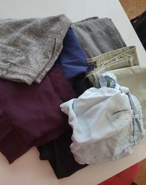 Lot pantalon / jupe/ jeans  10 Lambersart (59)