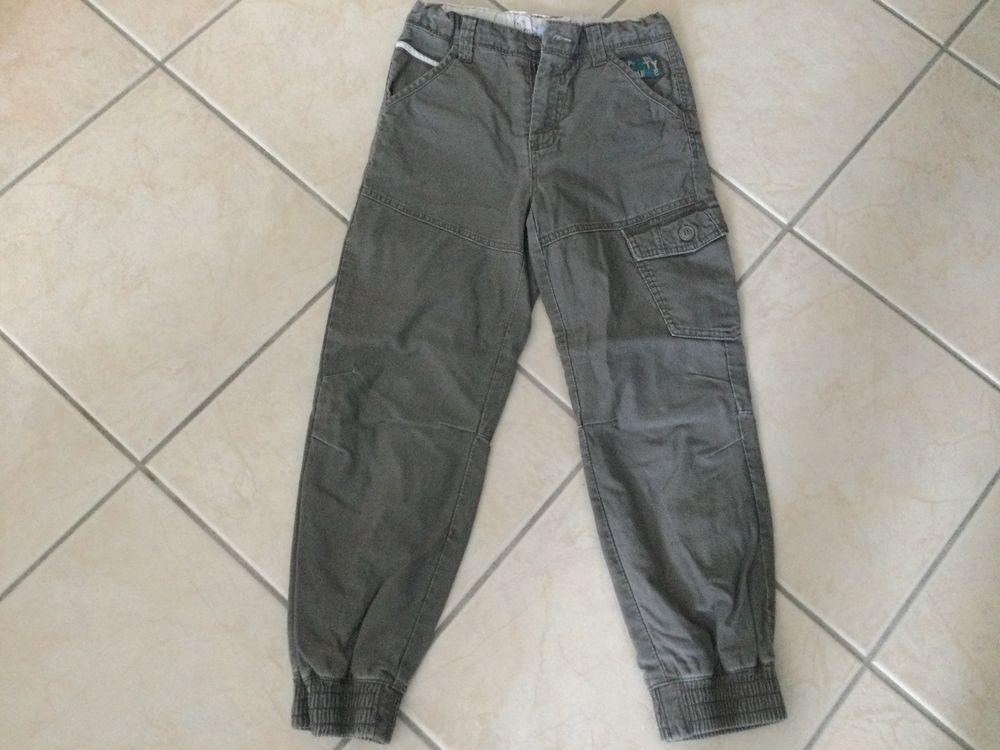 Pantalon kiabi gris garçon 8 ans 5 Linas (91)