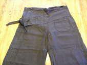 Pantalon large lin 36-38 8 Châteauneuf-les-Martigues (13)