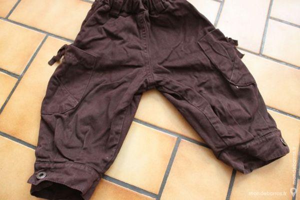 pantalon marron bulle de bébé 1 an 10 Wervicq-Sud (59)
