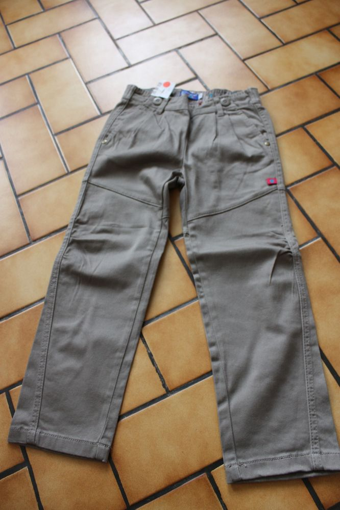 Pantalon marron cie 5 ans neuf.  14 Wervicq-Sud (59)
