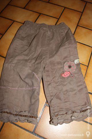 pantalon marron orchestra 18 mois Vêtements enfants