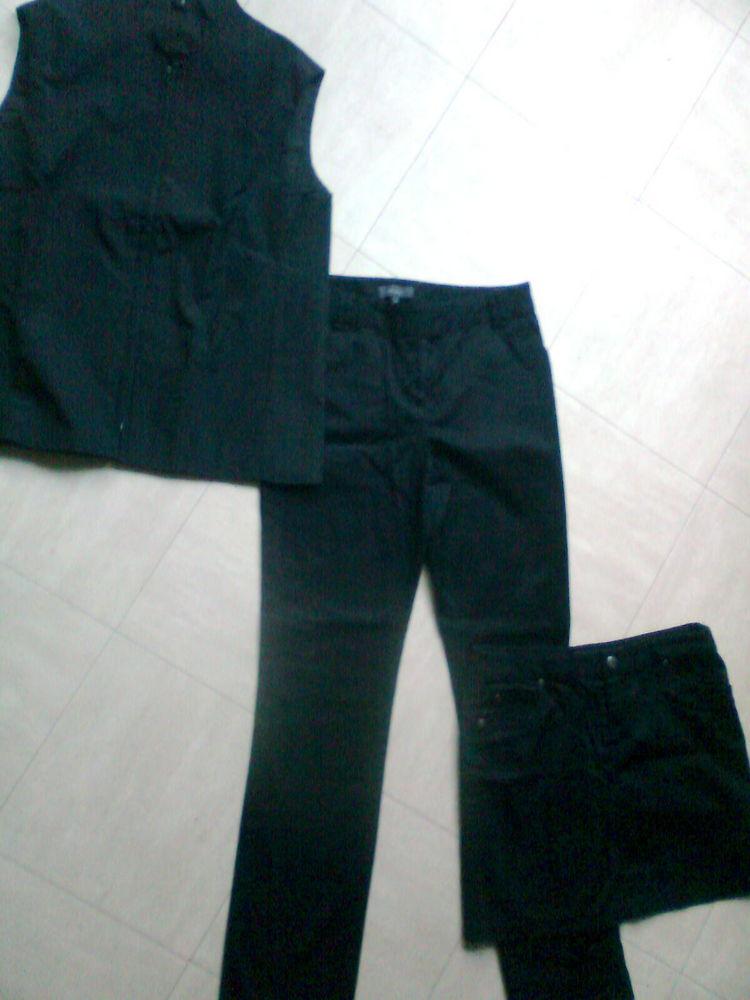 pantalon, mini jupe;blouson - 36 - zoe 3 Martigues (13)