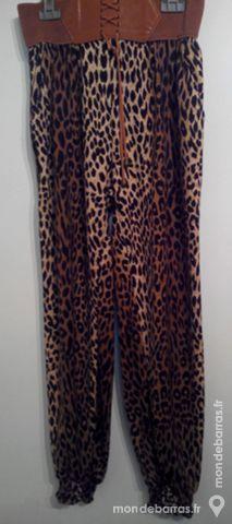 Pantalon - motifs léopard - femme 9 Pont-Péan (35)