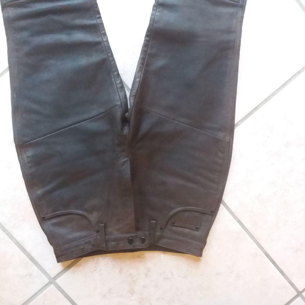Pantalon moto cuir homme 60 Montpellier (34)