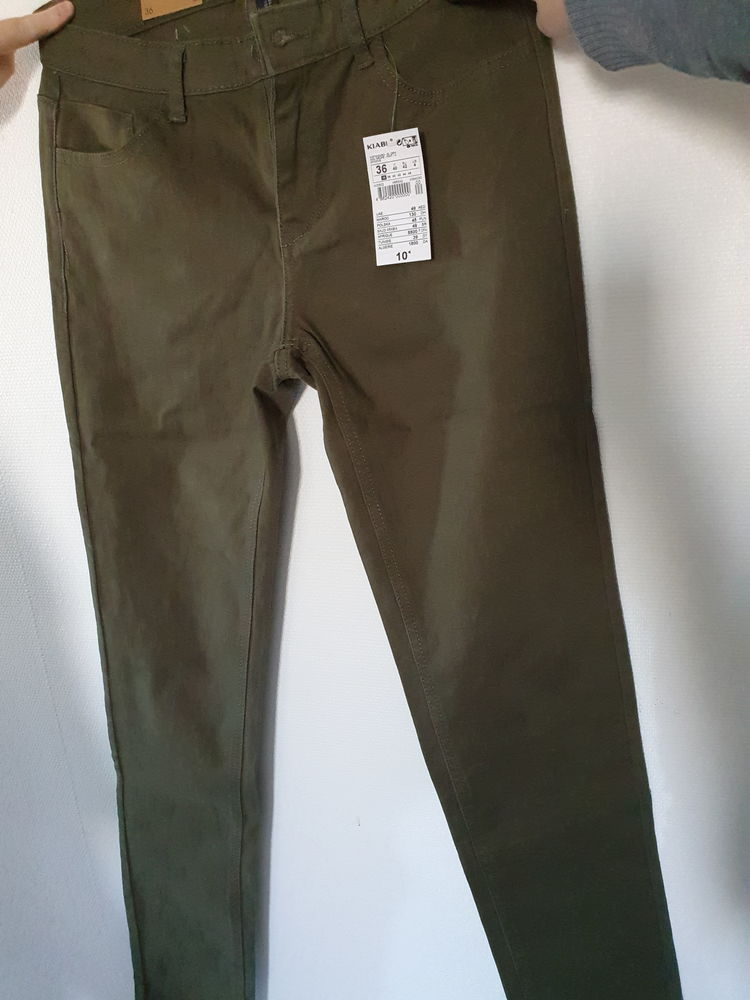 Pantalon neuf 10 Lusignan (86)