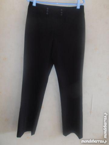Pantalon noir habillé (59) 15 Tours (37)