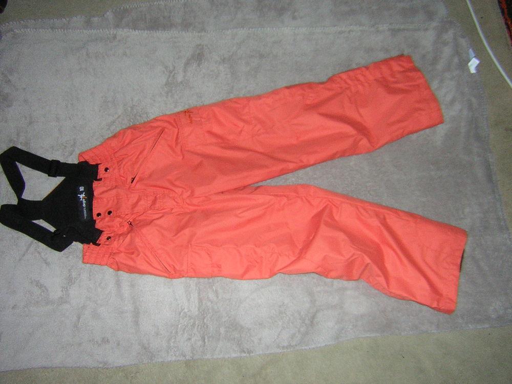 pantalon de ski  noir  38 ; pull n'fit 22 Pontault-Combault (77)