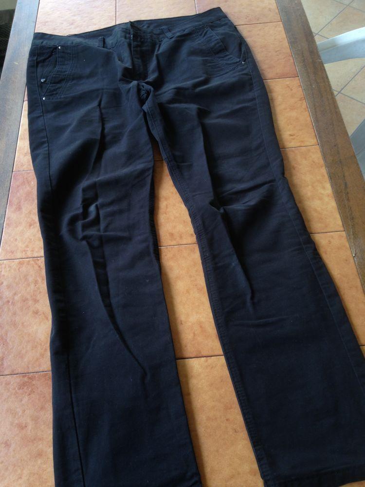 Pantalon Noir Taille 46 13 Strasbourg (67)