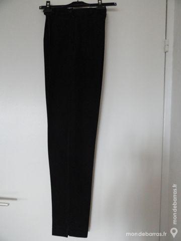 Pantalon Noir Uni 4 Montmerle-sur-Saône (01)