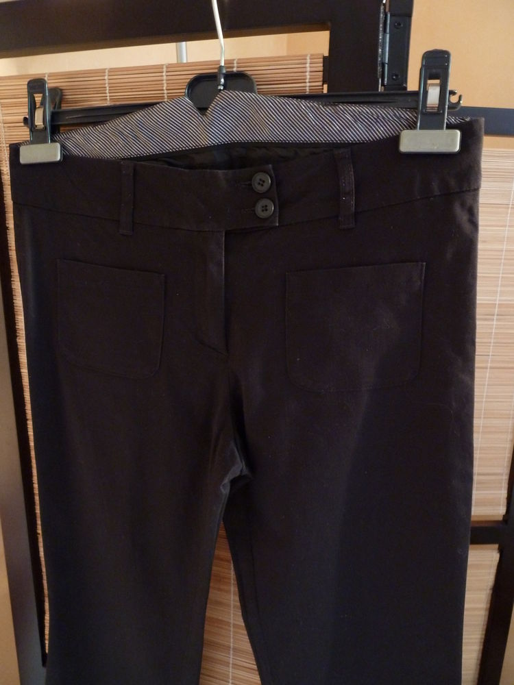 Pantalon noir - Naf Naf - T/38 12 Livry-Gargan (93)