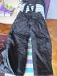 pantalon de ski noir 8 Montlhéry (91)