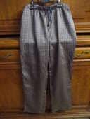 pantalon 100 % polyester 42/44 pour récupération du tissus 0 Mérignies (59)