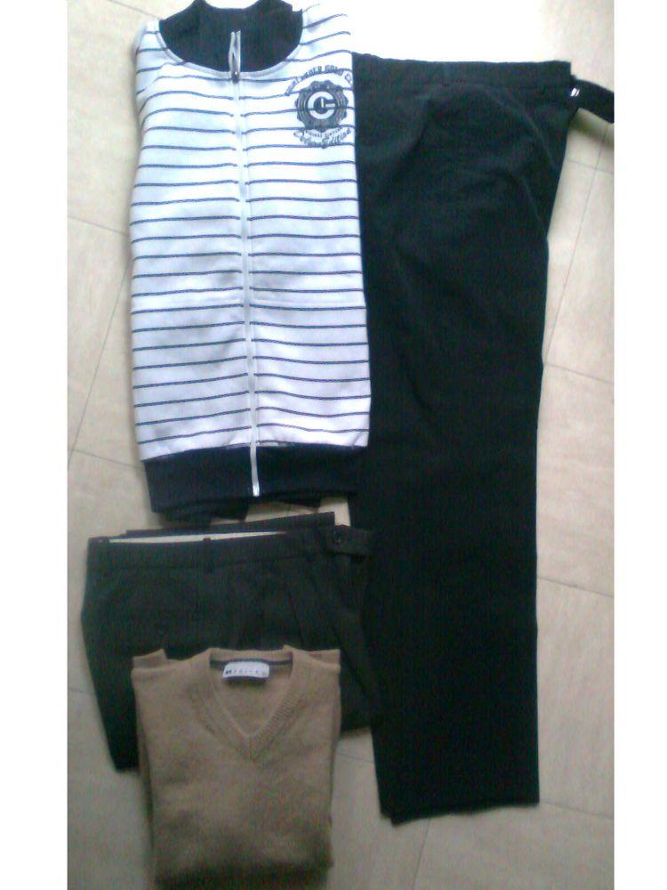 pantalon 50 - pull t. 3 - sweat XXL - zoe 4 Martigues (13)