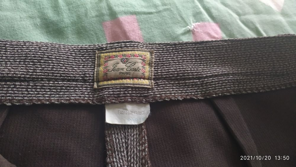 pantalon rayé gris 6 Florange (57)