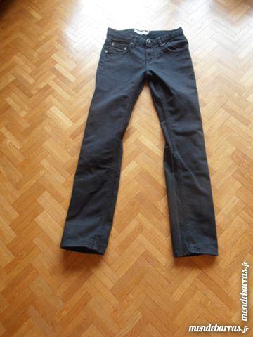 Pantalon slim noir Teddy Smith (70) 30 Tours (37)