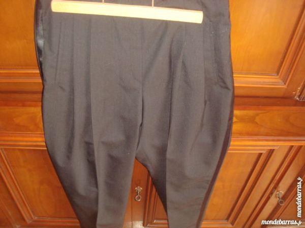 pantalon smoking noir t42 neuf 15 Argenteuil (95)