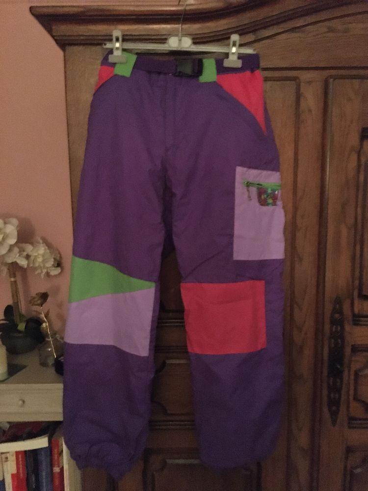 Pantalon de ski taille 44 marque Wannabee Vêtements