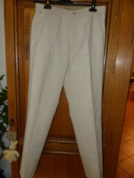 Pantalon New man taille 42 40 Viriat (01)