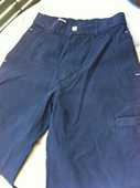 G/A Pantalon en toile Noir garçon 2 La Réunion (97)
