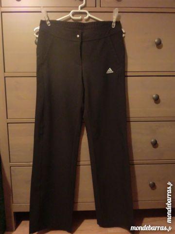 pantalon de training femme adidas