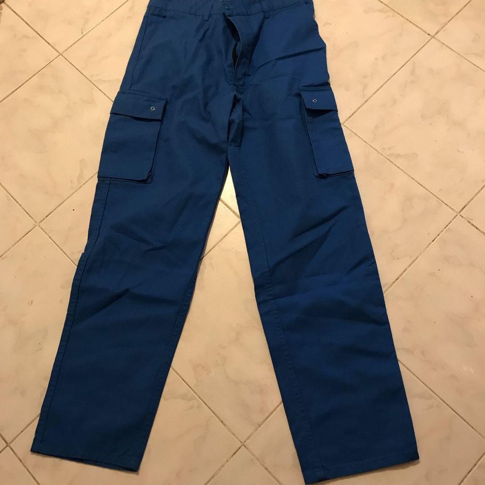 pantalon de travail bleu bugatti neuf taille 42 14 Saint-Genis-Laval (69)