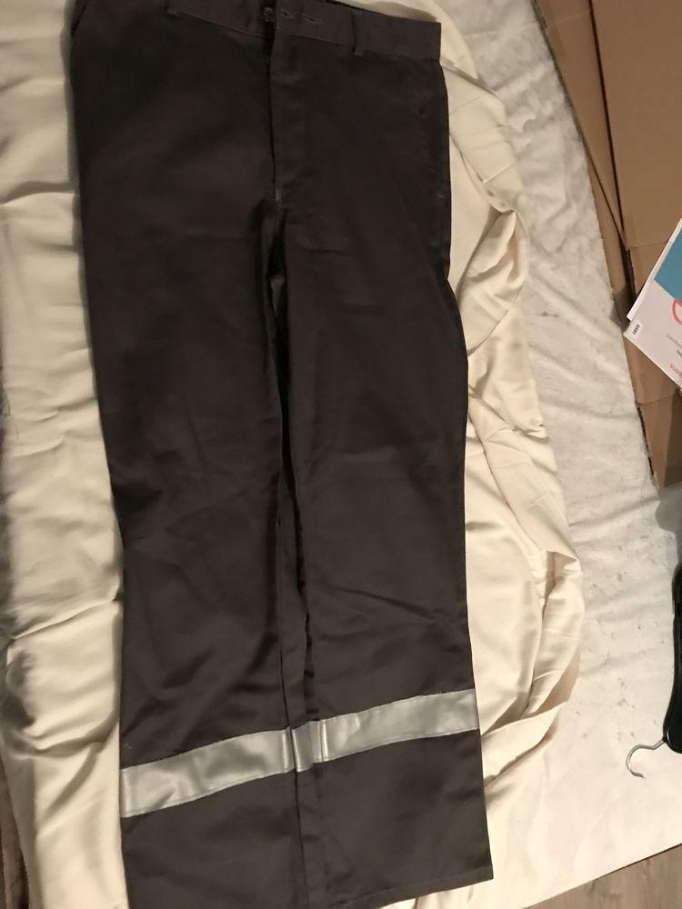 pantalon de travail GRIS ANTHRACITE T. 46 NEUF anti-feu Vêtements