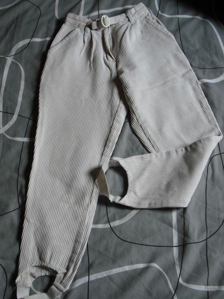 pantalon velours fuseau Vêtements enfants