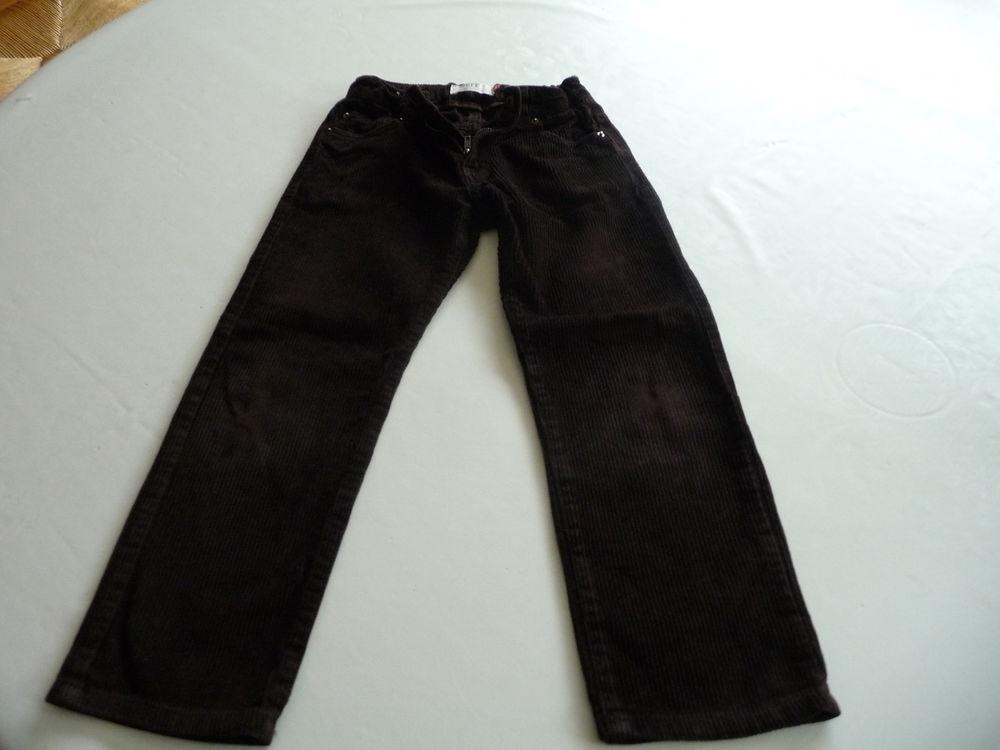 Pantalon velours marron  5 Amiens (80)