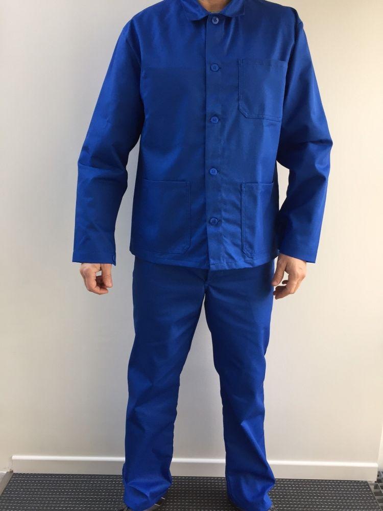 33177f2d322 PANTALON OU VESTE bleu de travail NEUF 40 au 60 Vêtements